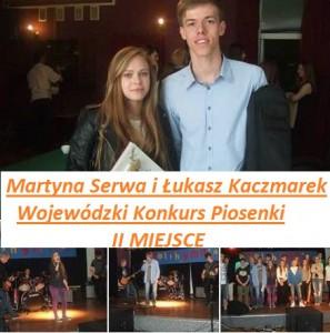 LO_wSiewierzu_II miejsce w woj. kon. PMDK w Bedzinie POLYHYMNIAa