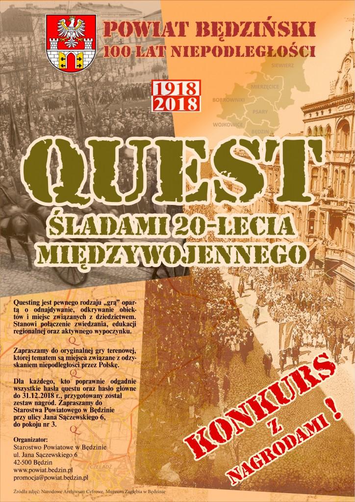 Plakat quest